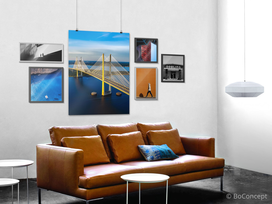 large format prints for photographic art