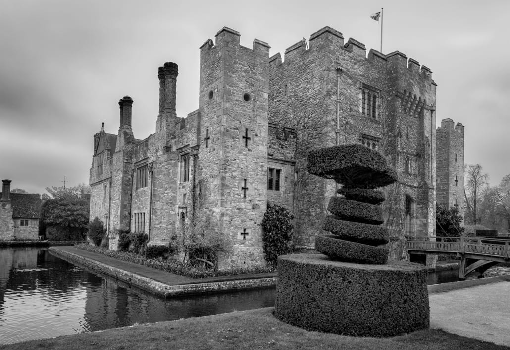 Hever Castle and Gardens
