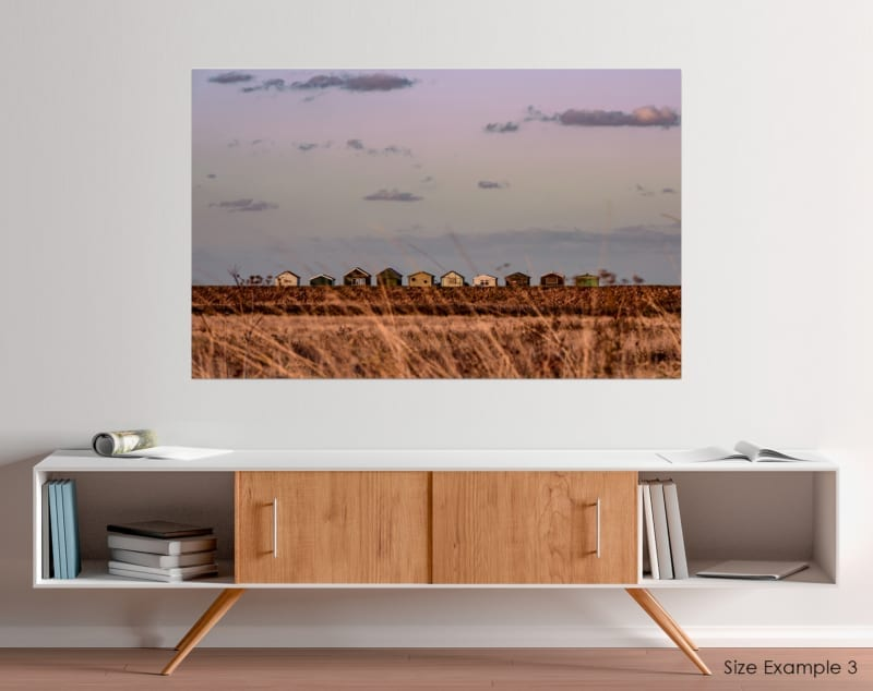 photographic canvas wall art