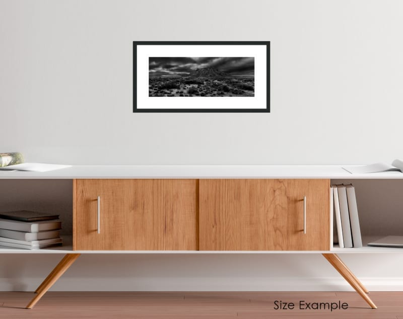 South African Landscape #10 - Collectors Limited Edition Framed Prints
