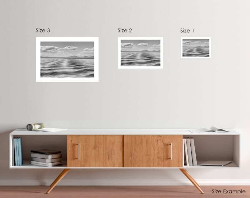 Sea Ripples from Rum prints