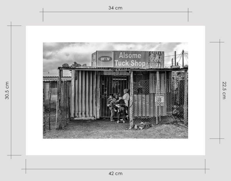 Alsome Tuck Shop Limited Edition Prints