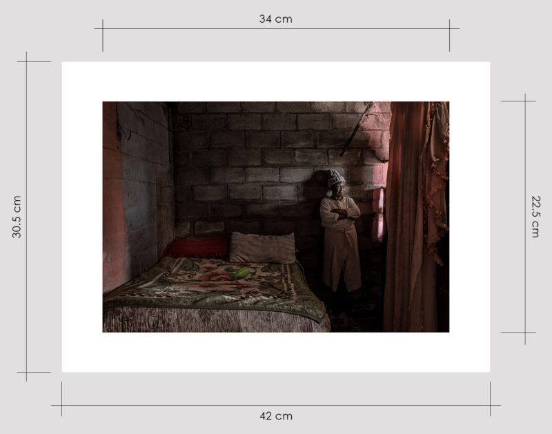 Sotho Woman in Bedroom Limited Edition Prints