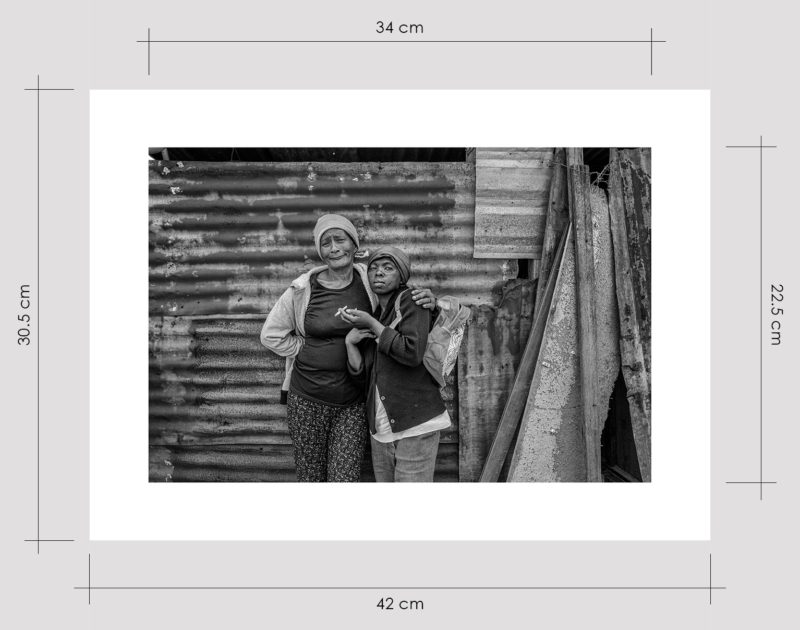 Mother & Daughter Limited Edition Prints